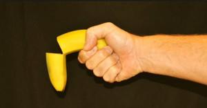 PRP Shot droopy banana